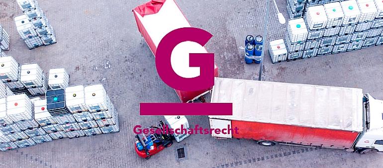 rit-blog-Gesellschaftsrecht roter Laster